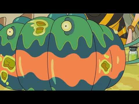 Rick And Morty Season 4 Episode 1 Wasp Family