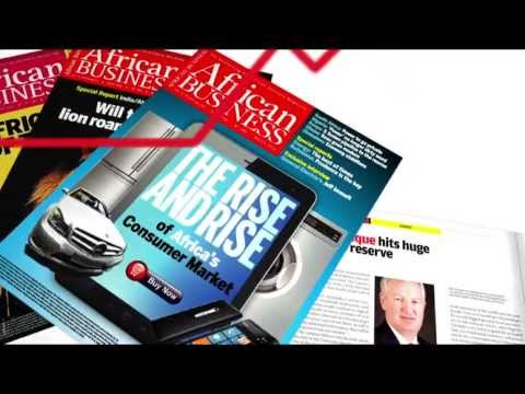 African Business magazine - TV Spot 2012