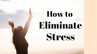 How to Deal with Stress | Meditation
