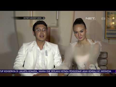 Dimas Anggara dan Nadine Chandrawinata Telah Melansungkan Resepsi di Jakarta