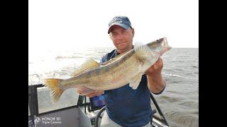 Половили судаков и щук Вечерняя рыбалка на Рыбинском водохранилище