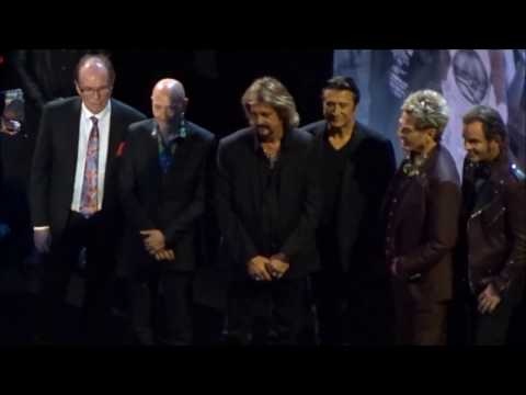 Journey with STEVE PERRY Full Acceptance Speeches ROCK HALL 2017 Brooklyn NY