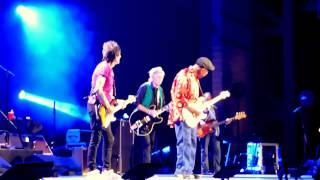 The Rolling Stones ft. Buddy Guy - Champagne & Reefer (Milwaukee 2015)