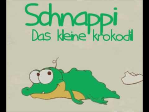Schnappi - Das Kleine Krokodil - Kinder