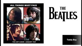 The Beatles - All Things Must Pass (The Lost Album, January 1969)