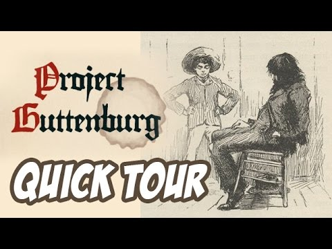 [Free Ebook] Quick Tour Of Project Gutenberg