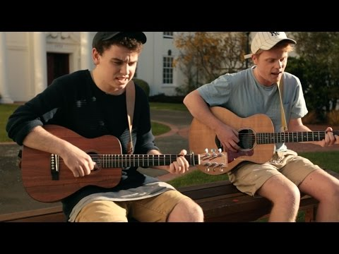 Mumford & Sons - After The Storm (Live Acoustic Cover) - Conall & Jack