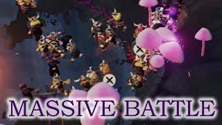 Valhalla Hills - MASSIVE Battle