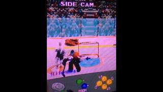 NHL breakaway 99 backflip