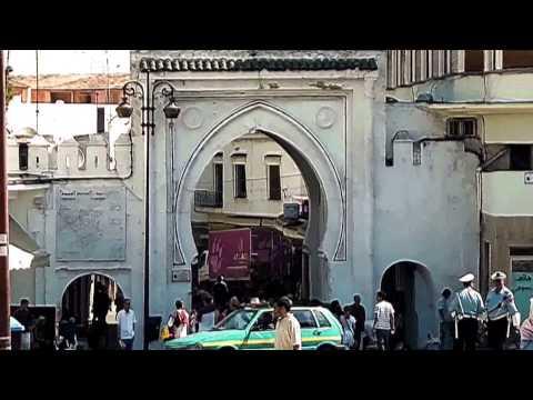 Kopie videa MSC MELODY 2010 Travel notes-TANGER  Morocco