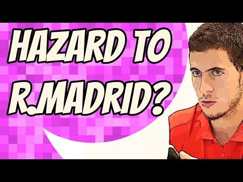 Real Madrid and PSG prepare £70m bids for Eden Hazard