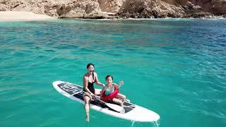 Disney Cruise: Aerial Video Cabo San Lucas