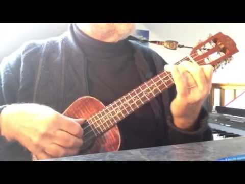 Being For the Benefit of Mr. Kite! - Solo Ukulele - Colin Tribe on LEHO