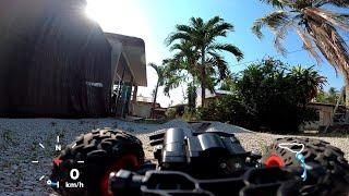 WIFI RC Drone Rock Crawler Avengers 4WD Metal 2.4Gh Q699106 FPV Camera Super Hero Spionase