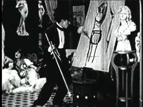 THE FACE ON THE BARROOM FLOOR (1914)  -- Charlie Chaplin