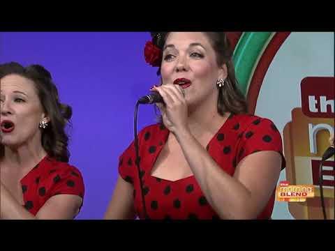 The Manhattan Dolls perform Don't Sit Under the Apple Tree