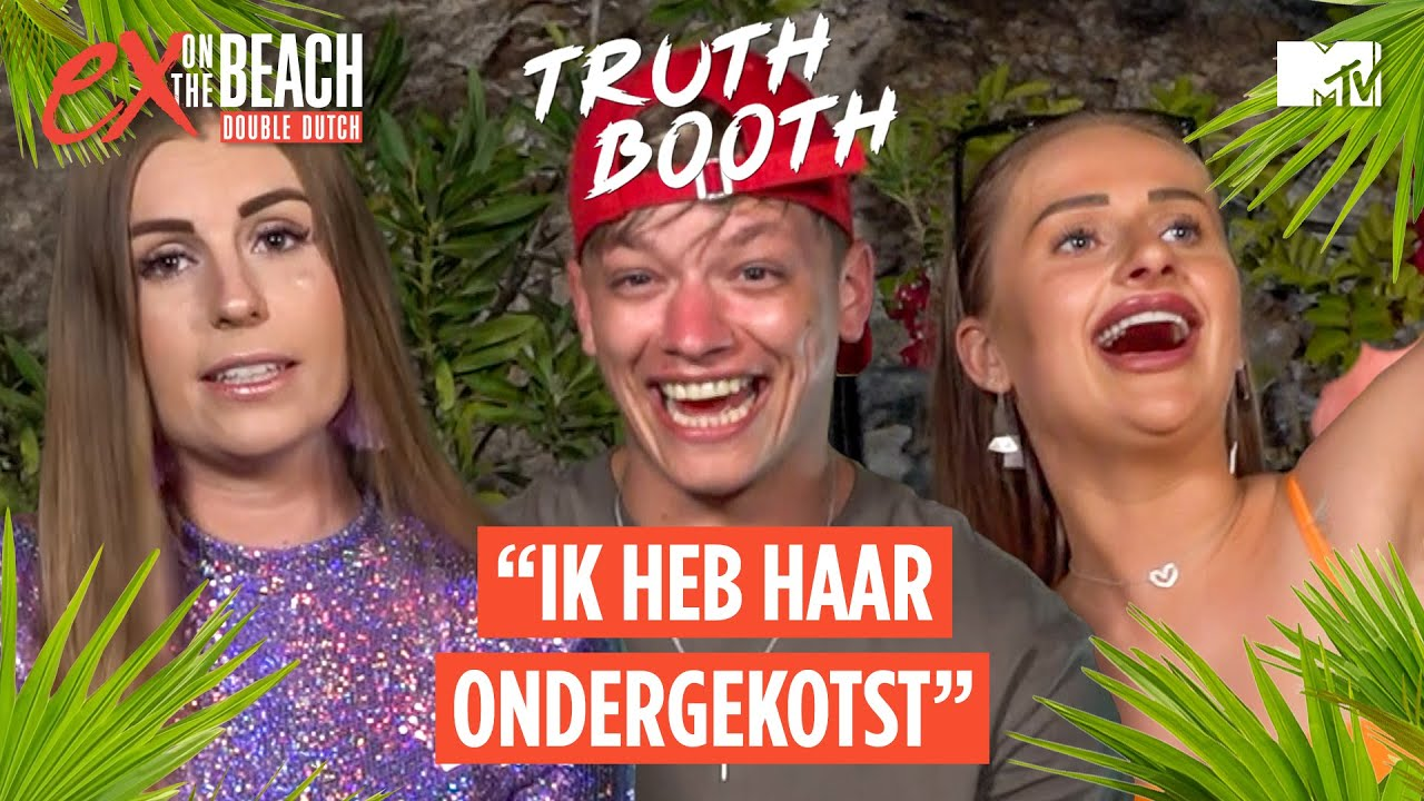 BEDBLUNDERS, S*KSTAPES & KIEZEN UIT HARRIE, SONNY & SNELLE | EOTBDD: Truth Booth #1
