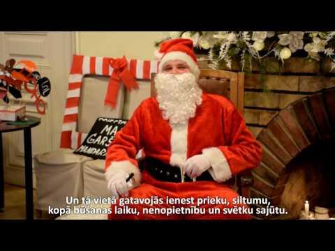 LLU Ziemassvētku video