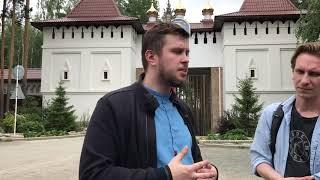 Экскурсия в Среднеуральский женский монастырь: июль 2020