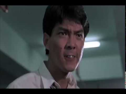 Above the Law/Righting Wrongs parking garage fight Yuen Biao