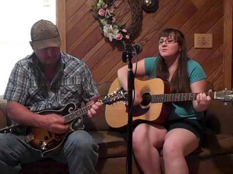 Don't Neglect the Rose - Larry Sparks (Cover by Fred & Kelsey)