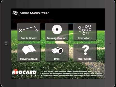 Soccer Coaching Apps - Mobile Match Prep™ HD