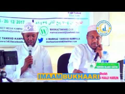 SU'AALO IYO JAWAAB CUSUB 2017┇B SHEIKH MUSTAFA HAJI ISMAIL