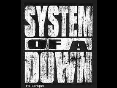 system of down temper storaged melodies youtube