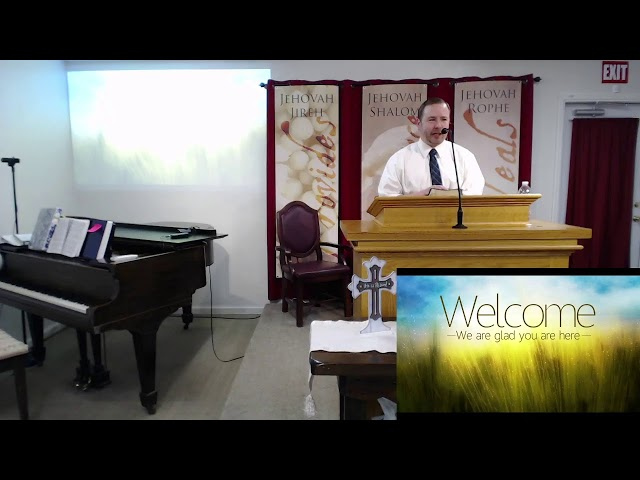 4/1/2021 - Thursday Night Bible Study in the book of Proverbs