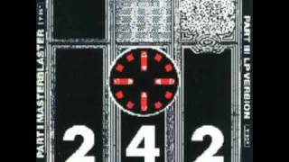 """FRONT 242 """"MIXED BY FEAR"""""""