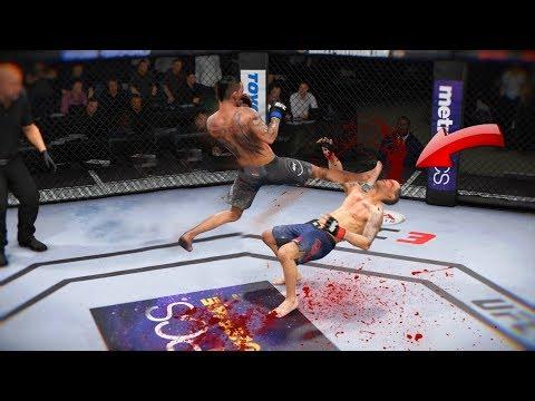 АДРЕНАЛИНОВЫЕ МОНСТРЫ  в ТОП 10 UFC 3 Макс Холлоуэй/Фрэнки Эдгар