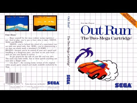 OutRun (Master System - Sega - 1987 - Live 2020) from YouTube · Duration:  22 minutes 13 seconds
