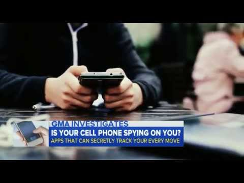 is your cell phone spying on you video