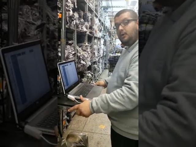 Contagem de Etiquetas RFID em Grande Quantidade de Produtos - Itag Tecnologia RFID
