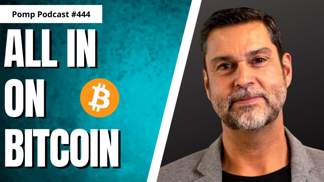 🎬 Pomp Podcast: Hedge Fund Millionaire Invests All His Money in Bitcoin | Raoul Pal
