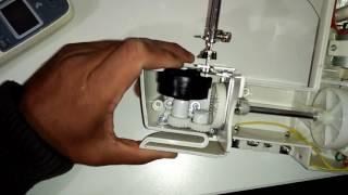 Repair mini sewing machine Par…