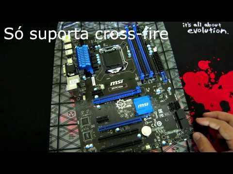 MSI Z97 PC Mate Motherboard MS-7850 Skt 1150 DDR3 Intel Z97 Express