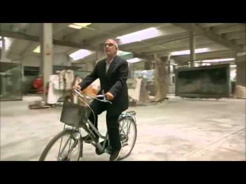 Anselm Kiefer - A Ride Through His Studio