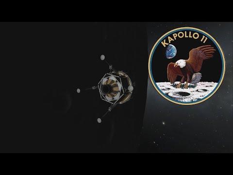 Kapollo 11 - A KSP Tribute To The Original Apollo 11 Mission [part 4 Of 4]