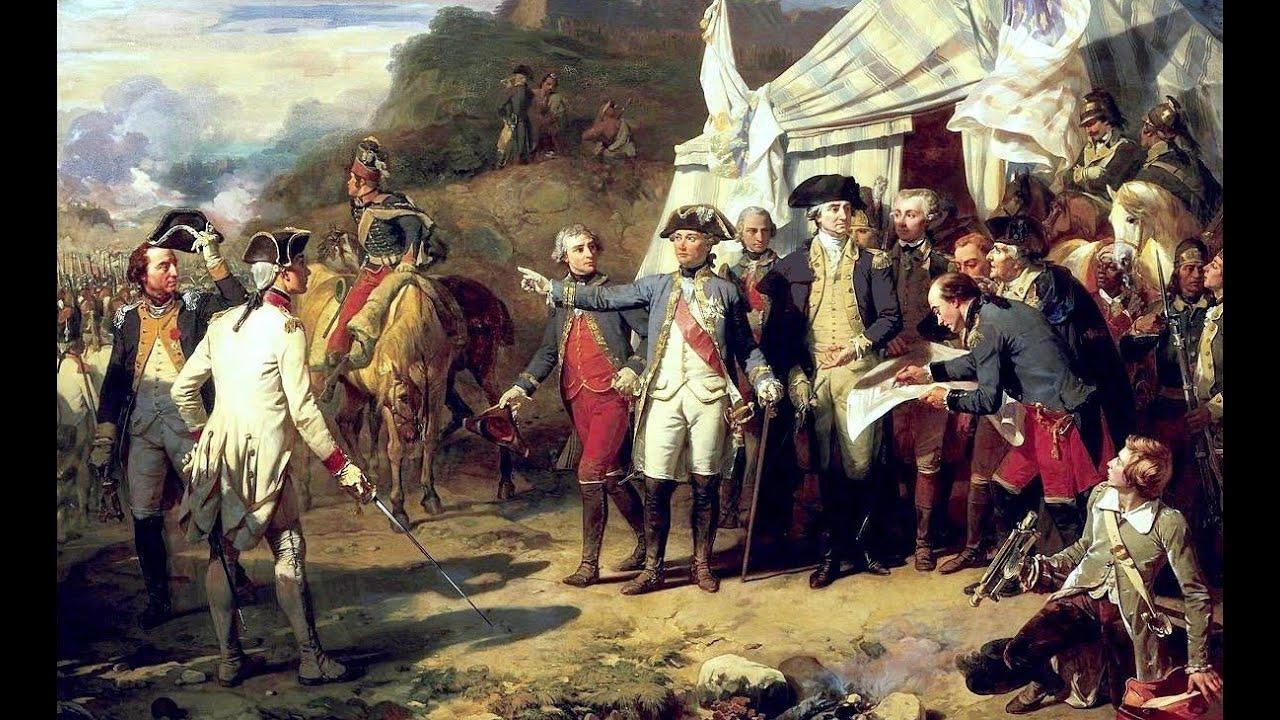 """Résultat de recherche d'images pour """"La bataille de Yorktown"""""""