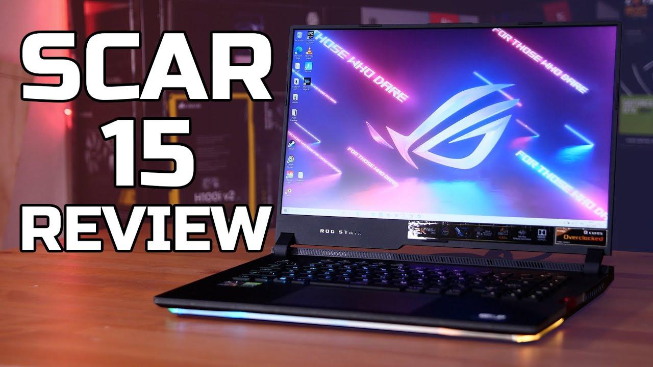 Asus STRIX SCAR 15 Review - SCAR 15 vs STRIX G15?