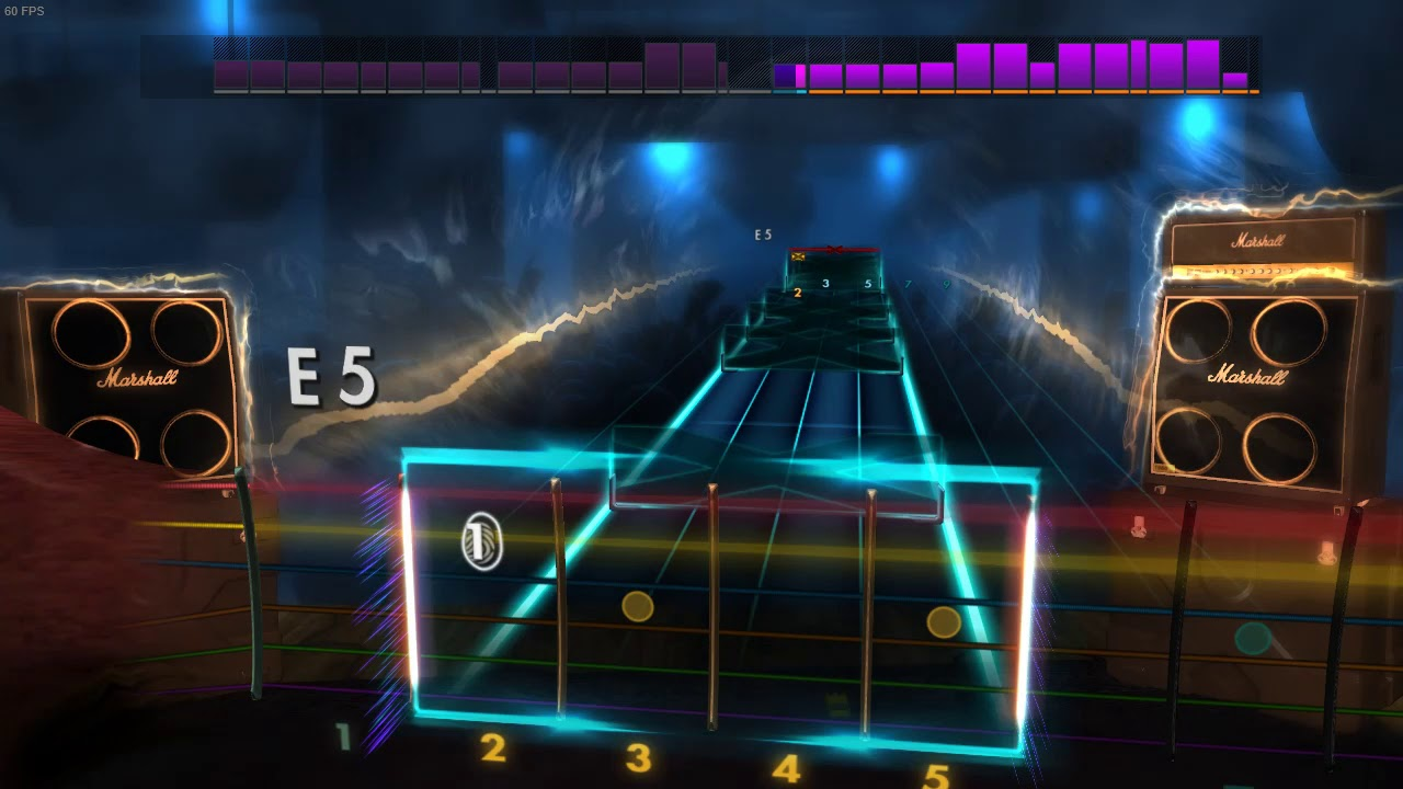 Trans-Siberian Orchestra - Wizards In Winter (Lead) Rocksmith 2014 DLC