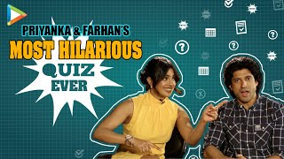 Download QUIZ: Priyanka v/s Farhan - The Most Entertaining & The Toughest Fight Ever   The Sky Is Pink Mp3 and Videos