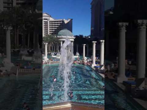 Caesars Palace Las Vegas Pool