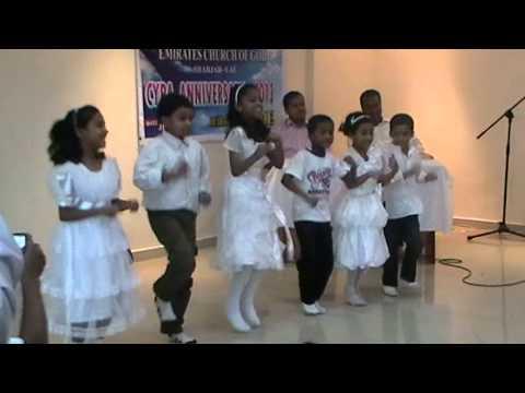 Action song CYPA Emirates Church of God Sharjah