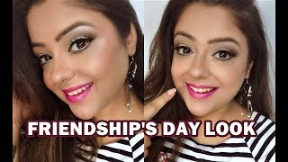 ISHARE TERE | Friendship's Day Affordable Makeup Look | By PBZ