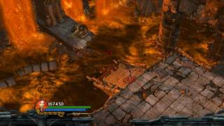 Lara Croft and the Guardian of Light (PC, Solo+TIME RUN) - 14 - Xolotl's Stronghold