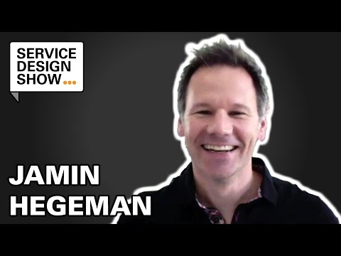 Giving service design away, going in-house and the need for a compelling vision / Jamin Hegeman / 19