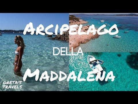 THE MALDIVES OF ITALY: Boat day trip to the Arcipelago della Maddalena with the Blue Rider