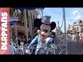 Disneyland Paris 25th Anniversary Grand Celebration Cavalcade in 4k